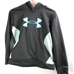 Youth Large Under Armour Hoodie